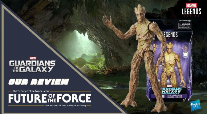 Marvel Legends Review | Groot Evolution