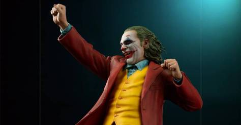 Iron Studios Joker Statue
