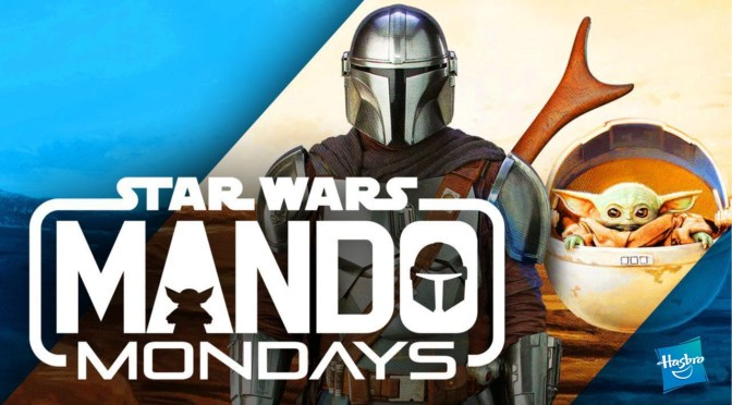 Mando Mondays | Hasbro Raids The Razor Crest's Cargo Hold