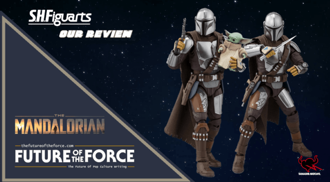 S.H. Figuarts Review | The Mandalorian (Beskar Armor)