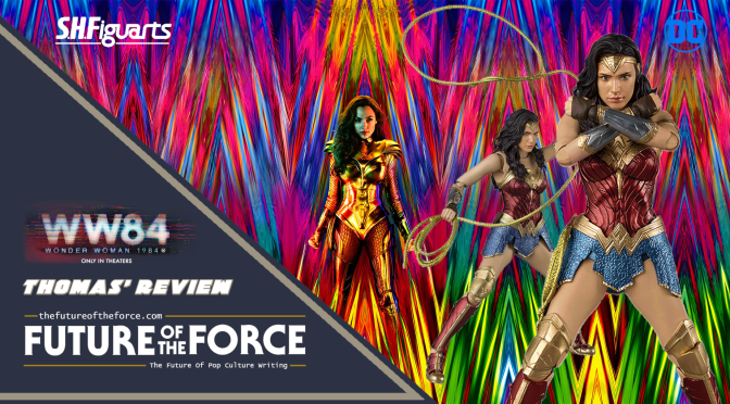 S.H. Figuarts Review | Wonder Woman (Wonder Woman 1984)
