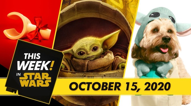 This Week! In Star Wars | The Mandalorian Character Posters, Life Day Celebrations with LEGO, and More!