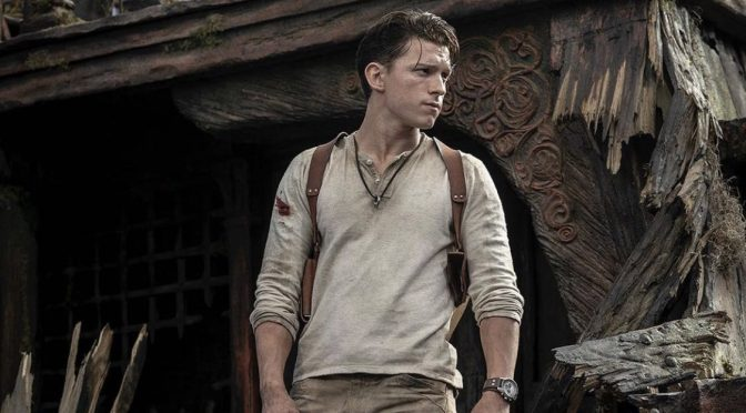 First Look | Tom Holland as Nathan Drake in 'Uncharted'