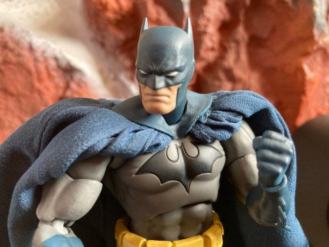 Mafex Batman Hush Review