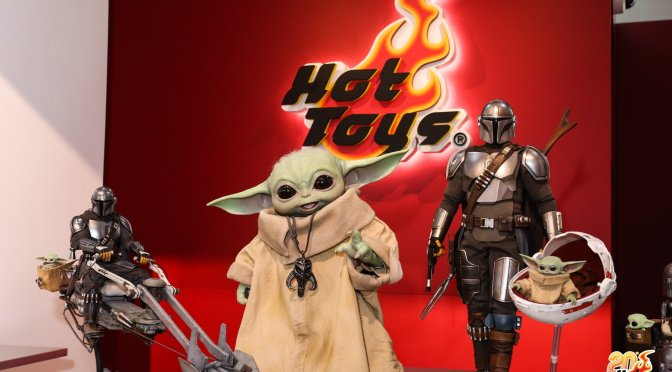 HOT TOYS Celebrates Their 20th Anniversary With HT20THPLUS