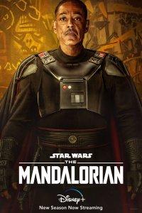 The Mandalorian Season 2 Moff Gideon Character Poster