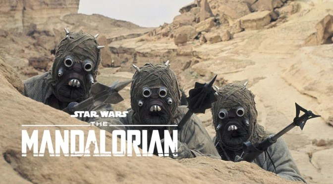 'The Mandalorian' Humanizes The Savage Sand People