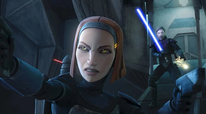 Could Bo-Katan Be Joining The Cast Of 'The Bad Batch'?