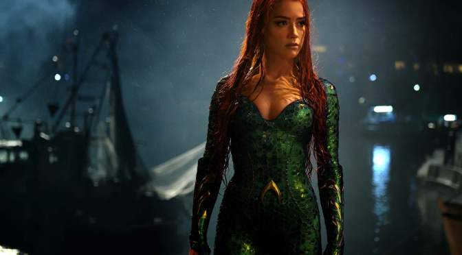 Amber Heard Confirms She's Returning For 'Aquaman 2'