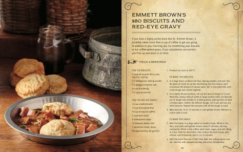 Emmett Brown's $80 Biscuits And Red-Eye Gravy