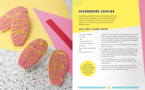 Hoverboard Cookies