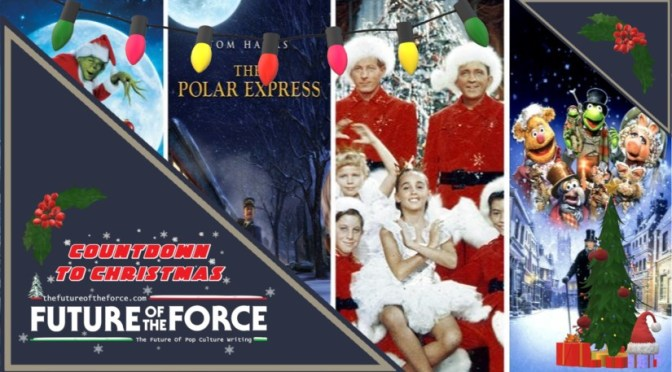 Countdown To Christmas | 5 Movies to Get You in the Christmas Spirit