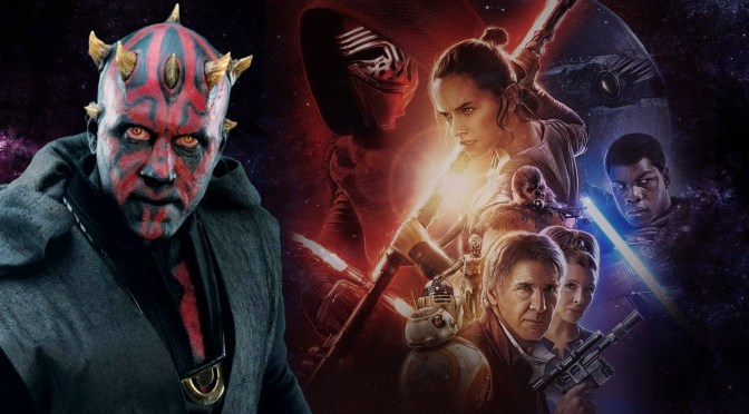 George Lucas' Sequel Trilogy Would Have Featured Darth Maul As The Villain