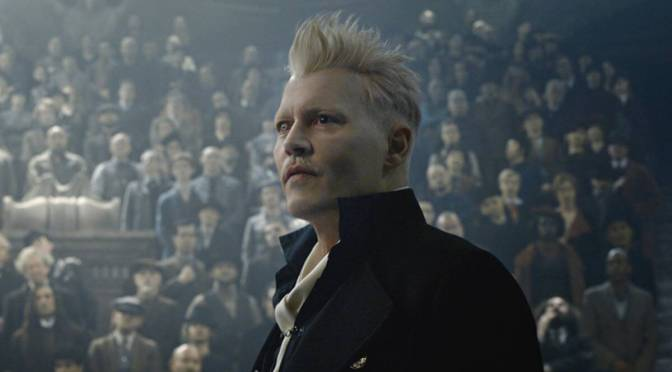Breaking News! Depp Forced To Quit 'Fantastic Beasts' Franchise!