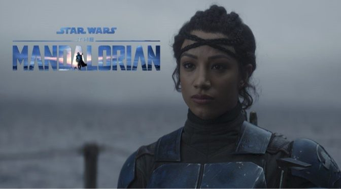 Mercedes Varnado Opens Up About Her Role As Koska Reeves In 'The Mandalorian'