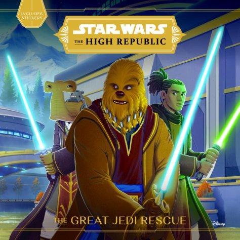 Star Wars: The High Republic - The Great Jedi Rescue