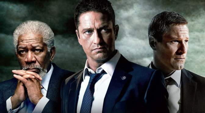 Gerard Butler To Return For Fourth 'Fallen' Movie