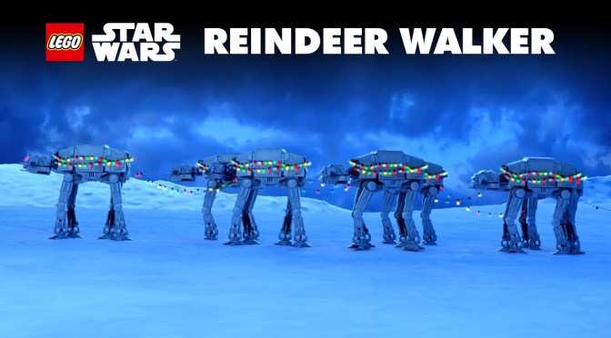 Reindeer Walker | LEGO STAR WARS: Celebrate the Season