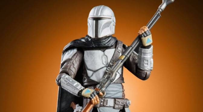 Mando Mondays | Star Wars The Vintage Collection The Mandalorian (Beskar Armor) Revealed