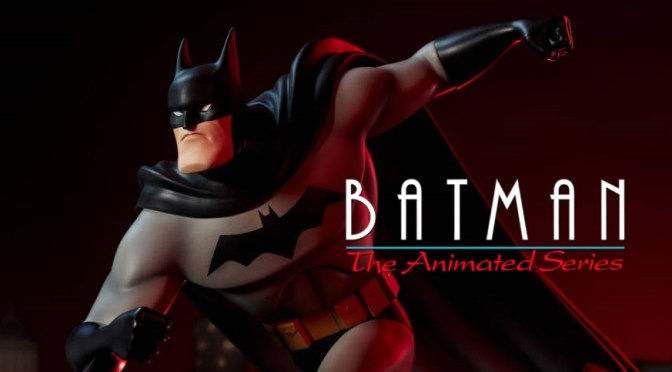 First Look | The 'Batman The Animated Series' Collection Statue