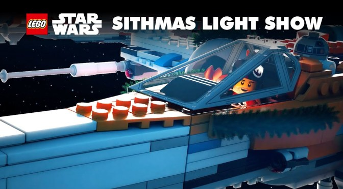 Sithmas Battle | LEGO STAR WARS: Celebrate the Season