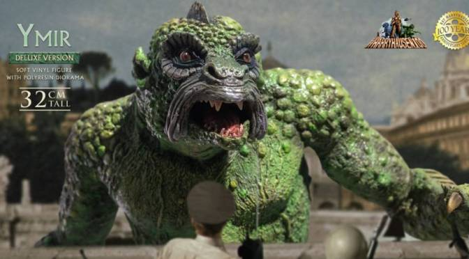 Ray Harryhausen's Ymir Statue From '20 Million Miles to Earth' Revealed