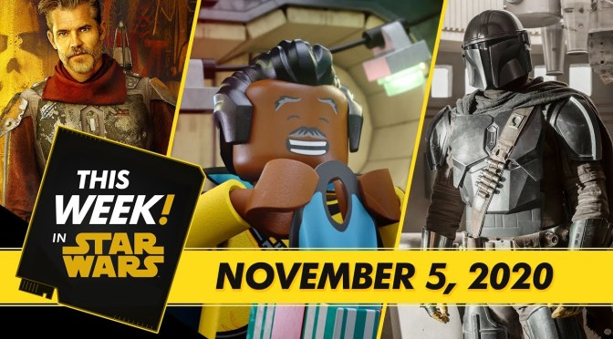 This Week! In Star Wars | Star Wars LEGO Holiday Cheer, A Mando Mondays Mystery, and More!