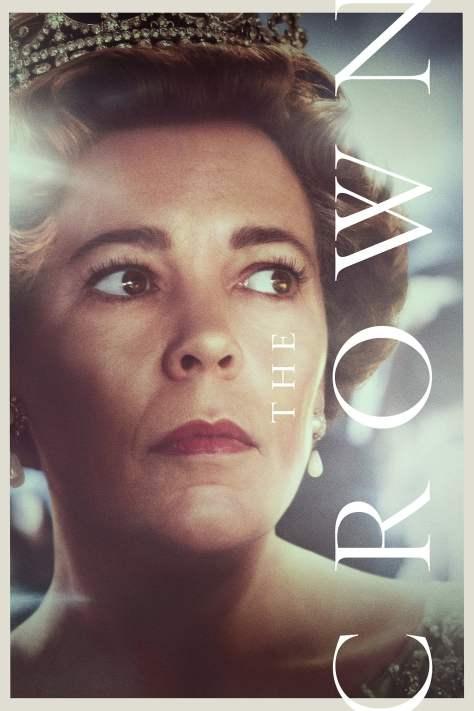 The Crown Season 4 Poster
