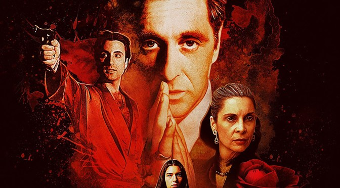 'The Godfather Coda: The Death Of Michael Corleone' Gets First Trailer