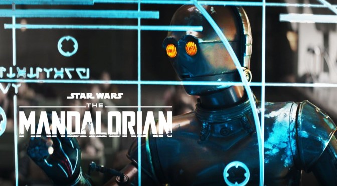 The Mandalorian | Astrography For 3rd Graders?