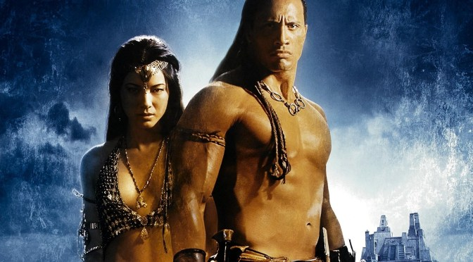 Dwayne Johnson To Reboot 'The Scorpion King' For Universal