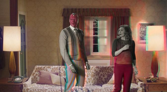 Marvel Studios Debuts New 'WandaVision' Poster