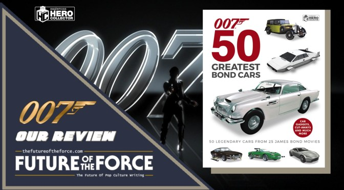 Book Review | 007: 50 Greatest James Bond Cars