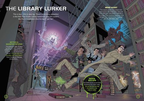 Ghostbusters Nerd Search Library Lurker