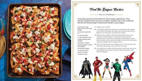 Wonder Woman: The Official Cookbook