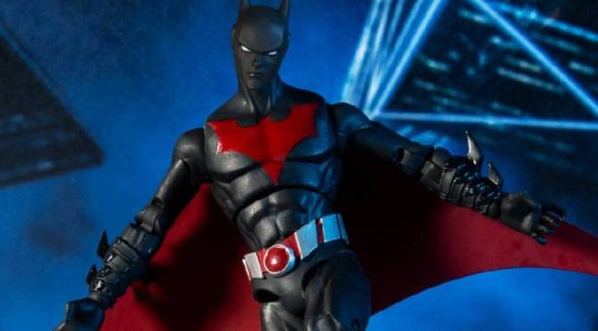 First Look | DC Multiverse Batman Beyond Figure From McFarlane Toys
