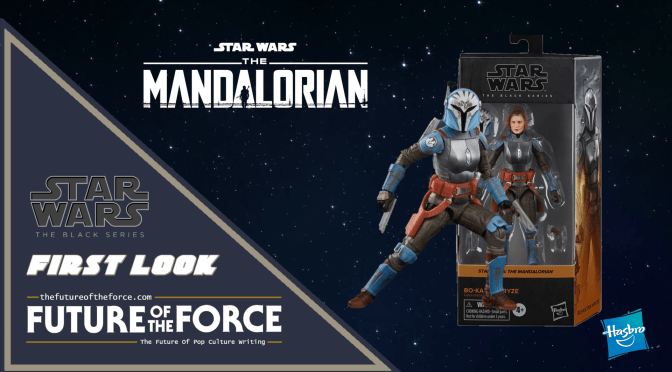 Mando Mondays | Black Series Bo-Katan Kryze Figure Revealed