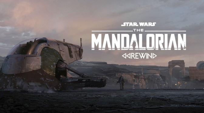 "Mando Rewind | The Mandalorian ""Chapter 14 – The Tragedy"" Explore The Concept Art"