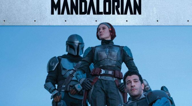 Trends International Debuts Another Awesome Poster From The Mandalorian