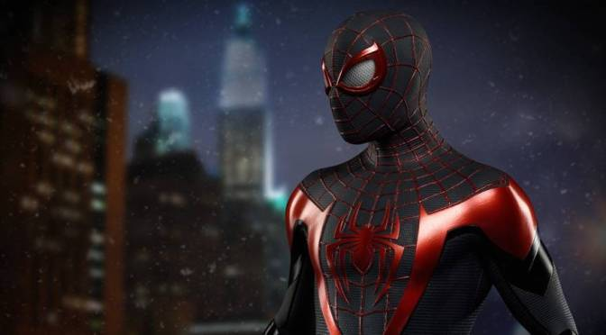 Spider-Man Miles Morales Statue Revealed