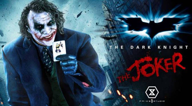First Look | The Joker (The Dark Knight) 1/3 Scale Statue From Prime 1 Studio