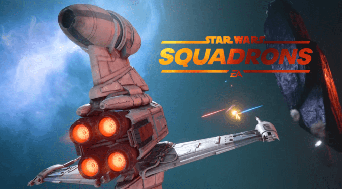 Star Wars Squadrons Update 4.0 Release Notes