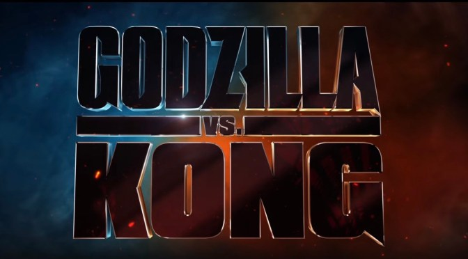 'Godzilla vs. Kong' Gets An All-New Logo