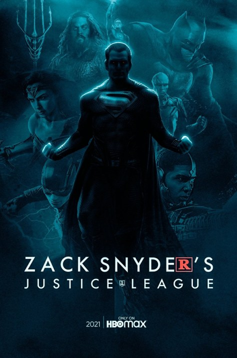 Zack Snyder's Justice League by BossLogic R Rating