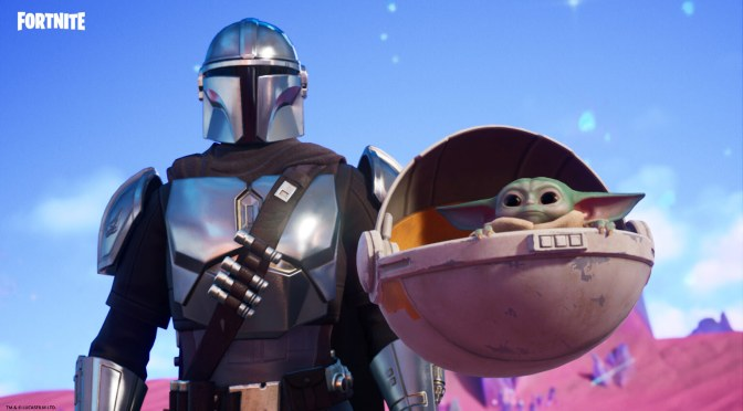 The Mandalorian And Baby Grogu Join The New Season Of Fortnite