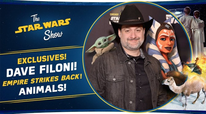The Star Wars Show | Exclusive Behind the Scenes Look at The Empire Strikes Back and Dave Filoni Talks The Mandalorian
