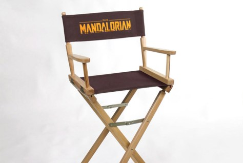 Regal Robot The Mandalorian Directors Chair
