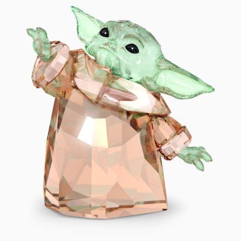 Swarovski Crystal Baby Yoda The Child