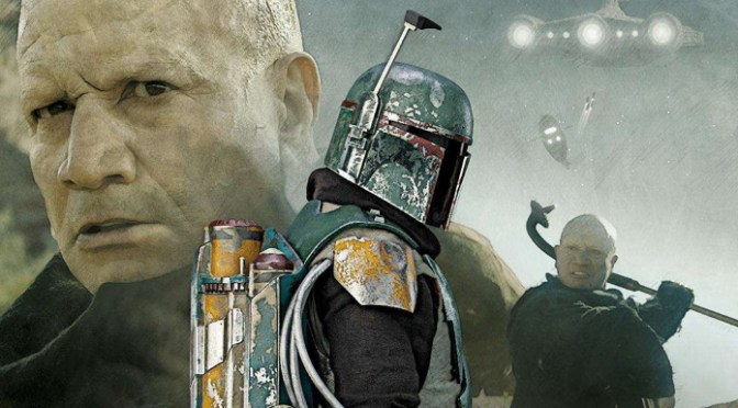 Trends International Reveals New Boba Fett Poster From The Mandalorian