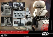 Hot Toys Assault Tank Commander 007
